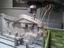 Nabewerken aluminium gietstuk